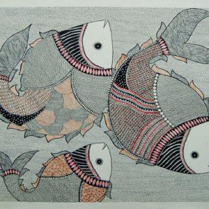 Madhubani_Fish