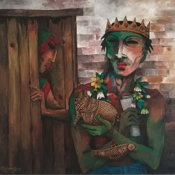 Dhokra King -Returns Home