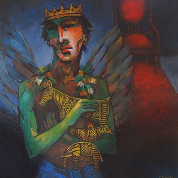 Dhokra King