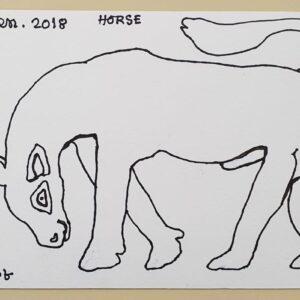 HORSE_Commercial Art Album_Jogen Chowdhury - Copy